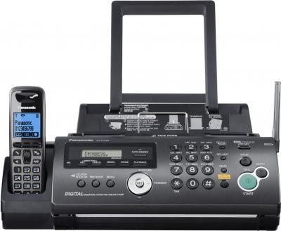 Факс Panasonic KX-FC268RU-T - вид спереди