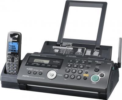 Факс Panasonic KX-FC268RU-T - вид сбоку