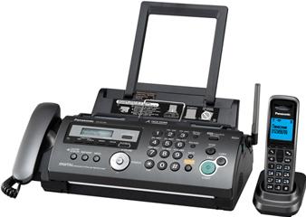 Факс Panasonic KX-FC278RU - общий вид