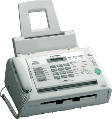Факс Panasonic KX-FL423RU-W - общий вид
