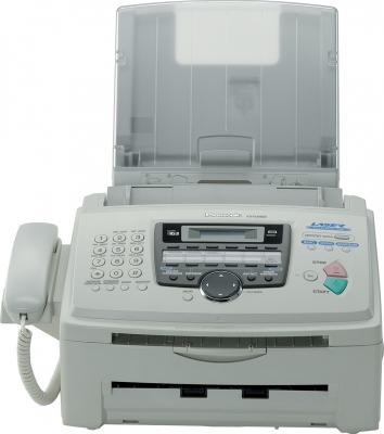 МФУ Panasonic KX-FLM663RU - фронтальный вид