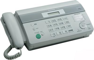 Факс Panasonic KX-FT982RU-W - общий вид