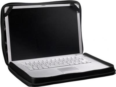 Чехол для ноутбука Walk On Water Gray Stripe 13,3 - с ноутбуком