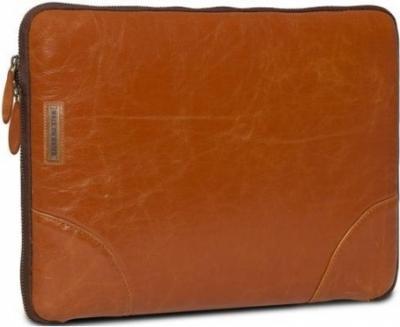 Чехол для ноутбука Walk On Water Bogart Skin Mac 13 Cognac - вид сбоку