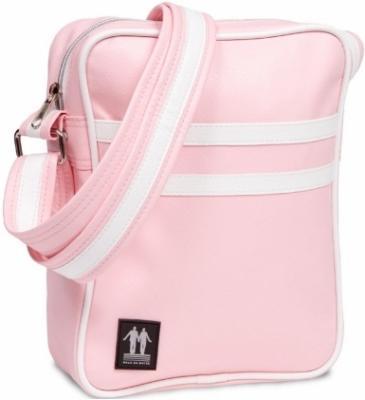 Сумка для ноутбука Walk On Water Boarding Bag 10V Pink-White - вид спереди