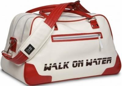Сумка для ноутбука Walk On Water Bowler Bag 15 (бело-красный) - вид спереди