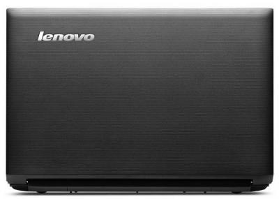 Ноутбук Lenovo B570 (59352204) - вид сзади