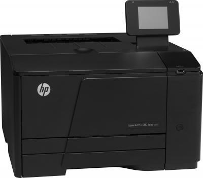 Принтер HP LaserJet Pro 200 M251nw (CF147A) - общий вид