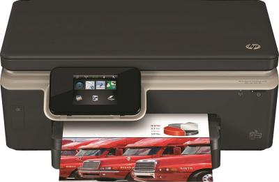 МФУ HP Deskjet Ink Advantage 6525 e-AiO Printer (CZ276C) - фронтальный вид