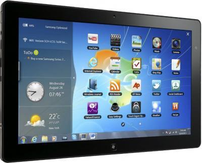 Планшет Samsung Slate PC Series 7 64GB Dock (XE700T1A-A04RU)