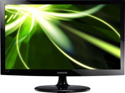 Монитор Samsung SyncMaster T24B300L (LT24B300EW/CI) - фронтальный вид