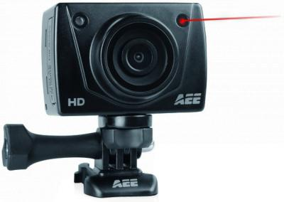 Экшн-камера AEE MagiCam SD21 - фронтальный вид