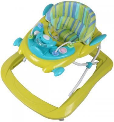 Ходунки Baby Mix UR-J205 Green-Blue - общий вид