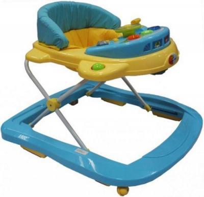 Ходунки Baby Mix UR-J205 Yellow-Blue - общий вид