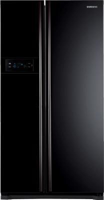 Холодильник с морозильником Samsung RSH5SLBG1 - вид спереди