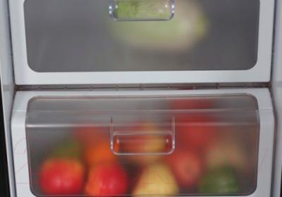 Холодильник с морозильником Samsung RSH5SLMR1