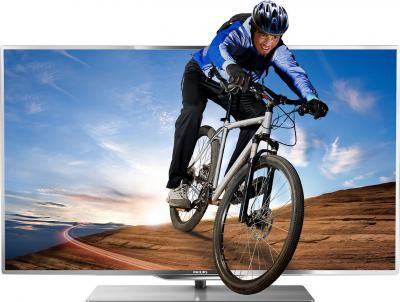 Телевизор Philips 40PFL7007T/12 - вид спереди
