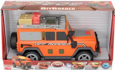 Функциональная игрушка Dickie Внедорожник (203318349) - упаковка