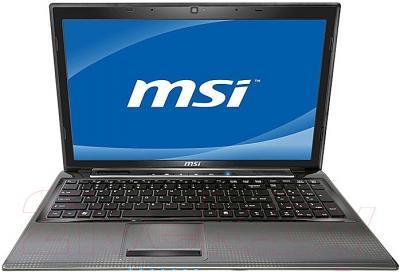 Ноутбук MSI CR650-229XBY