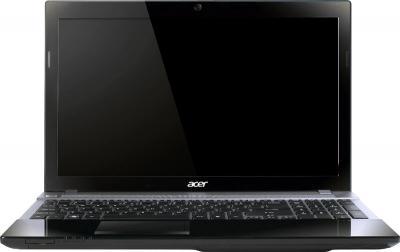 Ноутбук Acer Aspire V3-571G-33116G75Makk (NX.RZNEU.010) - фронтальный вид