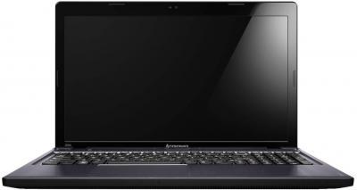 Ноутбук Lenovo IdeaPad Z580 (59352520) - фронтальный вид