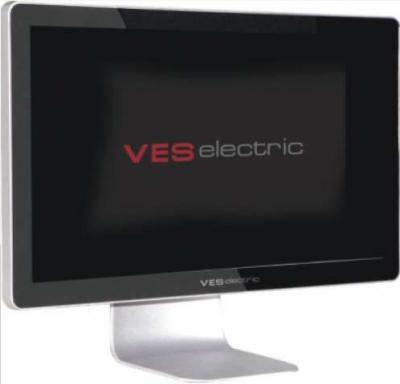 Телевизор VES LED 2430 - общий вид