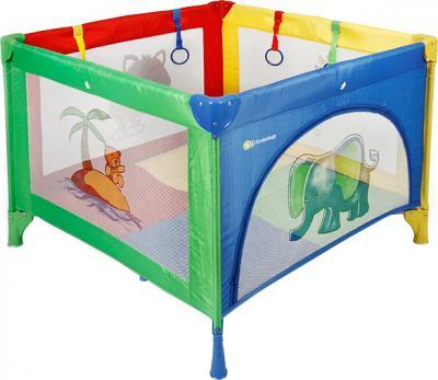 Игровой манеж KinderKraft Play Multi - общий вид