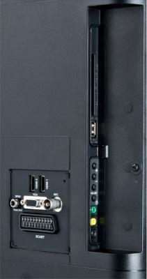 Телевизор Sharp LC-32LE140RUX - входы/выходы