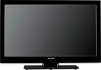Телевизор Sharp LC-32LE240RUX - общий вид