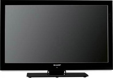 Телевизор Sharp LC-40LE240RUX - вид спереди