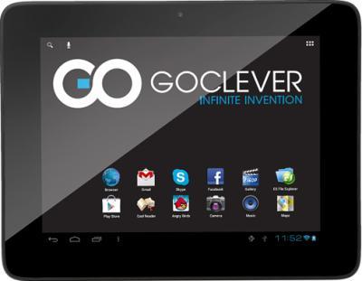 Планшет GoClever TAB R83.2 - фронтальный вид