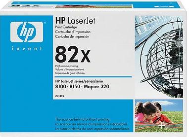 Тонер-картридж HP C4182X - общий вид