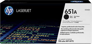 Тонер-картридж HP 651A (CE340A) - общий вид