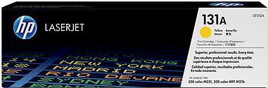 Тонер-картридж HP 131A (CF212A) - общий вид