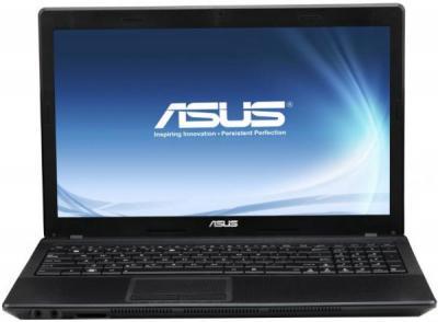 Ноутбук Asus X54HR-SX114DU (90N9ED128W1D1360551Y) - фронтальный вид