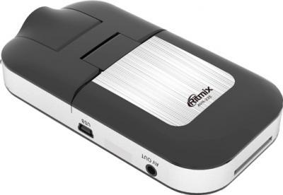 Автомобильный видеорегистратор Ritmix AVR-335 - вид сзади