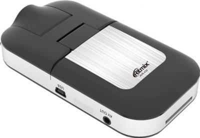 Автомобильный видеорегистратор Ritmix AVR-435 - вид сзади