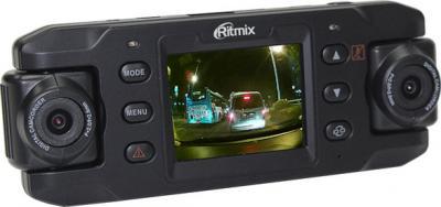 Автомобильный видеорегистратор Ritmix AVR-655 - общий вид