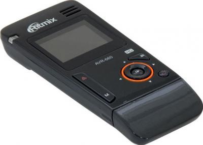 Автомобильный видеорегистратор Ritmix AVR-660 - общий вид