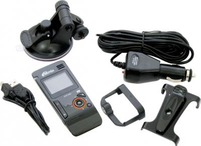 Автомобильный видеорегистратор Ritmix AVR-660 - комплектация