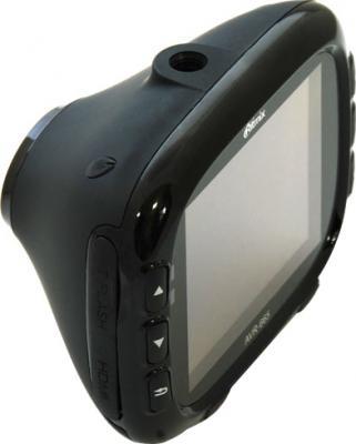 Автомобильный видеорегистратор Ritmix AVR-665 - вид сбоку