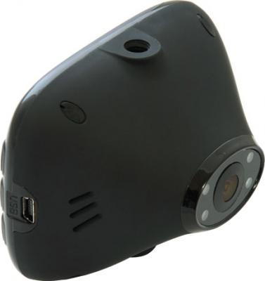 Автомобильный видеорегистратор Ritmix AVR-665 - вид сзади