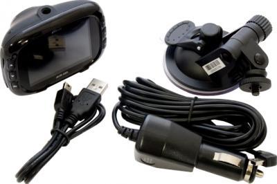 Автомобильный видеорегистратор Ritmix AVR-665 - комплектация
