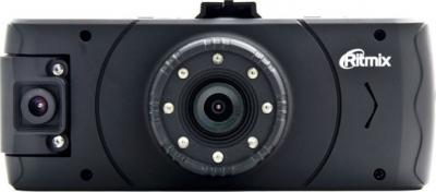 Автомобильный видеорегистратор Ritmix AVR-690 - фронтальный вид