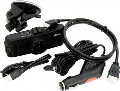 Автомобильный видеорегистратор Ritmix AVR-690 - комплектация