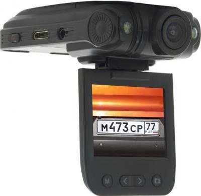 Автомобильный видеорегистратор Ritmix AVR-730 - общий вид