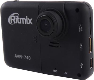 Автомобильный видеорегистратор Ritmix AVR-740 - общий вид
