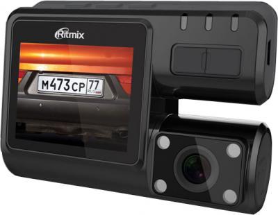 Автомобильный видеорегистратор Ritmix AVR-750 - общий вид