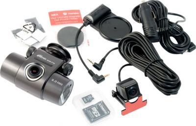 Автомобильный видеорегистратор Ritmix AVR-770 - комплектация