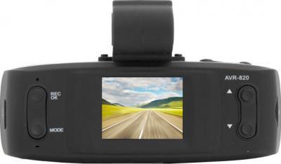 Автомобильный видеорегистратор Ritmix AVR-820 - дисплей
